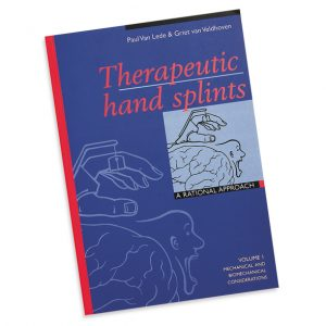 ZAOFT35600E THERAPEUTIC HAND SPLINTS LIBRO